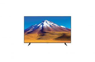 Samsung UE70NU7022, disfruta de un tamaño imponente en este TV