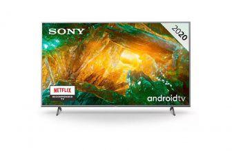 Sony KD55XH8077, disfruta de detalles realistas con buena optimización