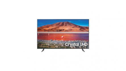 Samsung UE55TU7102, goza de un buen precio en un televisor de calidad