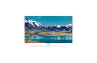 Samsung UE43TU8512, panel Crystal Display para mejores colores