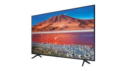 Samsung UE43TU7072, un TV bastante barato con grandes opciones