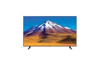 Samsung UE55TU7095KXXC, la opción más económica de esta firma
