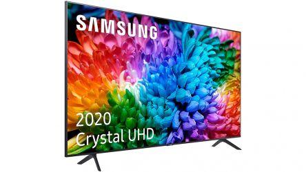 Samsung UE70TU7105, otro televisor gama media que promete mucho