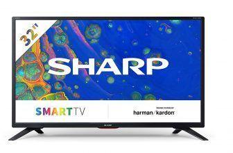 Sharp 32BC6E, una opción con prestaciones justas, pero de buen precio