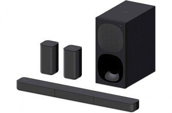 Sony HT-S20R, un sistema de sonido que nos sumerge en la acción