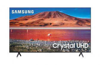 Samsung UE75TU7125, el modelo Crystal más económico para 2020