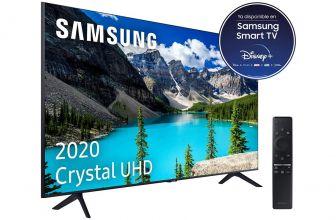 Samsung UE82TU8005, el gama media más imponente actualmente