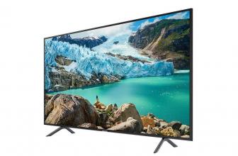 Samsung 50RU7092, un televisor 4K a precio increible