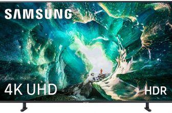 Samsung UE65RU8005, el televisor que todo gamer debe tener