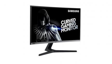 Samsung C27RG50FQU, un monitor gaming con pantalla curva y 240 Hz