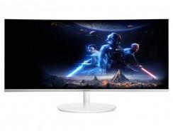 Samsung C32H711, un monitor curvado de punto cuántico de 32″