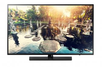 Samsung HG32EE690DB, una televisión inteligente destinada a hoteles