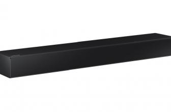 Samsung HW-N300, una barra de sonido con 2 canales que mejora tu TV