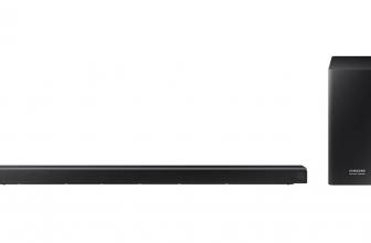 Samsung HW-Q70R, un altavoz de 3.1.2 canales y doble IA