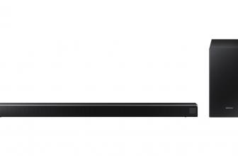 Samsung HW-R550, un equipo de sonido con Alexa y diseño vanguardista