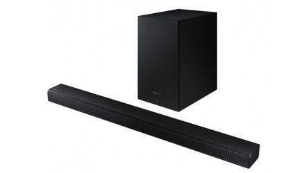 Samsung HW-T550, una apuesta económica de sonido envolvente