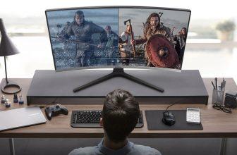 Samsung LC32R500FHUXEN, un monitor de 32″ con curvas seductoras