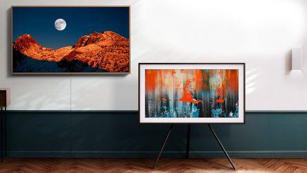 Samsung QE43LS03T, la nueva obra de arte de Samsung a un precio más comedido