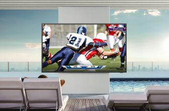 Samsung QE55LST7T, televisor 4K para exteriores