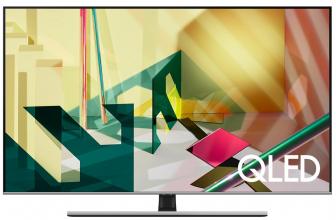 Samsung QE55Q75T, una TV para experimentar todo el poder QLED