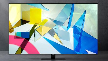 Samsung QE55Q80T, un económico y brillante gama alta