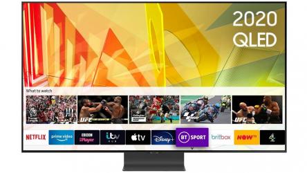 Samsung QE55Q95T, combinando diseño, calidad de imagen y sonido