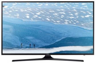 Samsung UE40KU6000: Las gamas intermedias quieren HDR