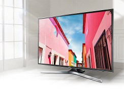 Samsung UE75MU6105, un gigante de gama media irresistible