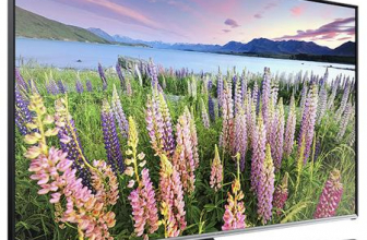 Análisis del televisor Samsung UE43J5500.