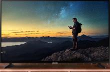 Samsung UE43NU7092, modelo de TV media que tiene de todo