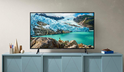 Samsung UE43RU7102, disfruta del cine en 4K con poca inversión