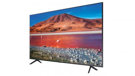 Samsung UE43TU7125, una propuesta actualizada y más accesible