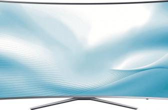 Samsung UE55KU6500: Un panel curvo con UHD y HDR