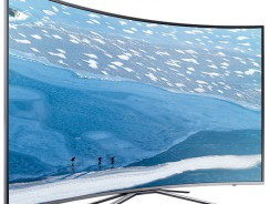 Samsung UE78KU6500: Un televisor curvo gigante con UHD y HDR
