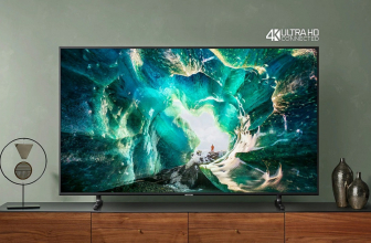 Samsung UE49RU8005, una Smart TV 4K UHD con potenciador de juegos