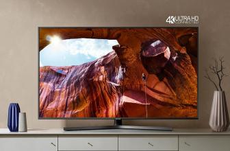 Samsung UE50RU7402, una Smart TV con una potente calidad de imagen