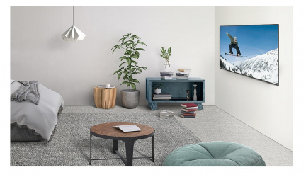 Samsung UE55RU7172, un televisor 4K para acceder a las mejores Apps