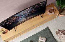 Samsung UE55RU7305, una tele con pantalla curva 4K a tu alcance