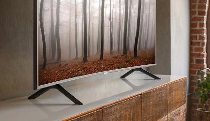 Samsung UE55RU7372, sumérgete en las películas con este televisor