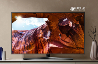 Samsung UE55RU7475, completo televisor 4K de gama media
