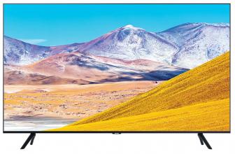 Samsung UE55TU8005, una Smart TV para mirar la imagen no el televisor