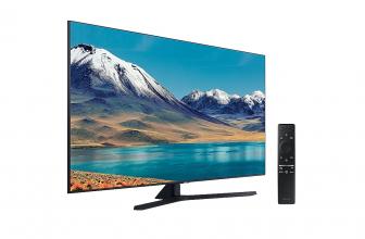 Samsung UE55TU8505, un TV que supera con creces las expectativas