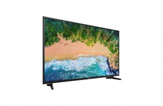 Samsung UE65NU7092, una pantalla de cine en casa