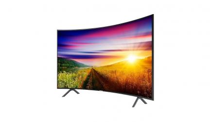 Samsung UE65NU7305, una TV curva que atrapa al espectador