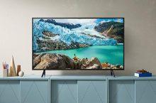 Samsung UE65RU7172, una TV estilizada, minimalista y moderna
