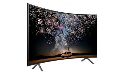 Samsung UE65RU7305, un televisor curvo 4K para que disfrutes más