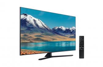 Samsung UE65TU8505, un televisor nítido como el cristal