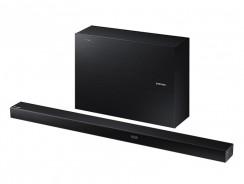 Samsung HW-K550, una barra de sonido tradicional