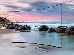 Samsung UE49MU9005, un televisor curvo de gama alta y asequible