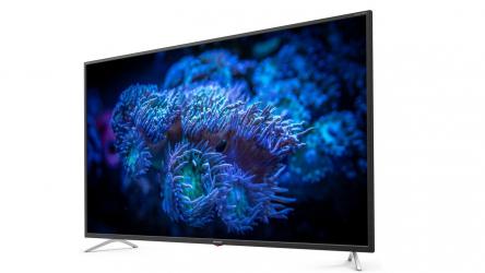 Sharp 4TC40BL3, televisor UHD en tamaño más reducido